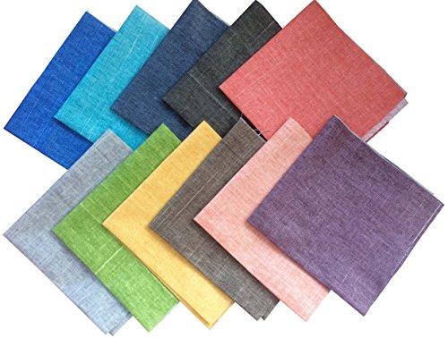 Linen Floss Pack (longshine-us 11pcs 8