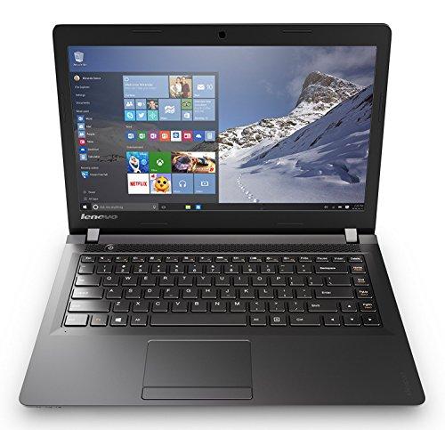 Lenovo Ideapad 100 15.6-Inch Laptop (Pentium, 4 GB RAM, 500 GB HDD, Windows 10) 80MJ00AEUS