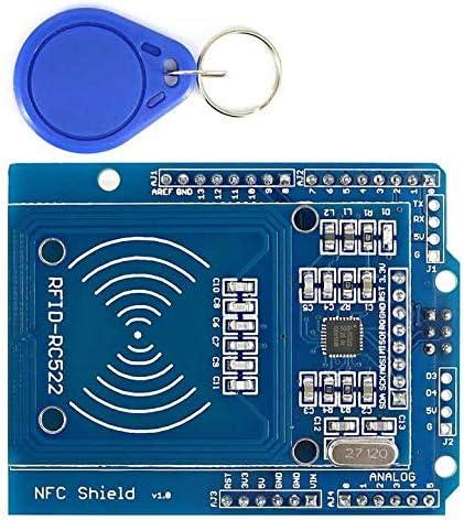RC522 RF módulo Sensor IC tarjeta lector + S50 NFC/RFID Smart Card para Arduino UNO/Mega2560: Amazon.es: Bebé