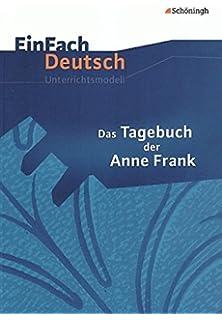 Tagebuch Amazonde Anne Frank Otto H Frank Mirjam Pressler Bücher