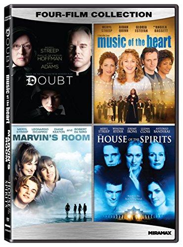 - Meryl Streep 4-Film Set [DVD]