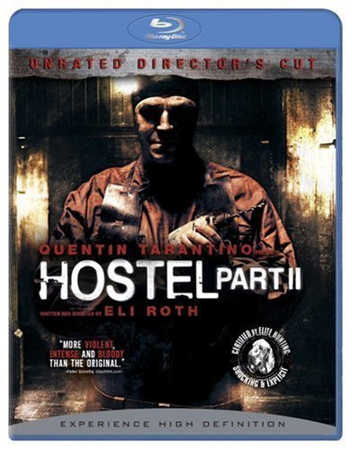 Hostel - Part II [Blu-ray] by Sony Pictures Home Entertainment