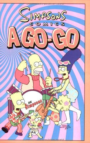 Simpsons Comics, Sonderband 8: A Go-Go Taschenbuch – Januar 2001 Matt Groening Panini 3897484307 Belletristik