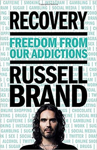 [By Russell Brand] Recovery: Freedom From Our Addictions (Hardcover)【2017】by Russell Brand (Author) [1869]