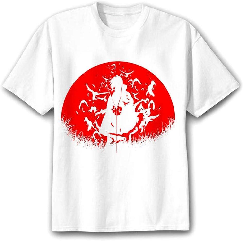 TSHIMEN Camisetas Hombre Escalada Naruto 2018 Camiseta ...