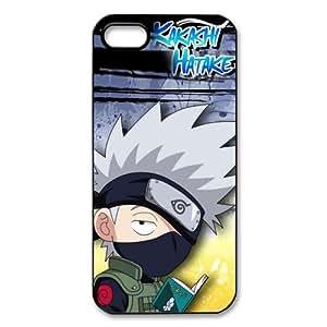 Treasure Design Naruto Hatake Kakashi Funny Iphone 5 Durable Hard Cover Case