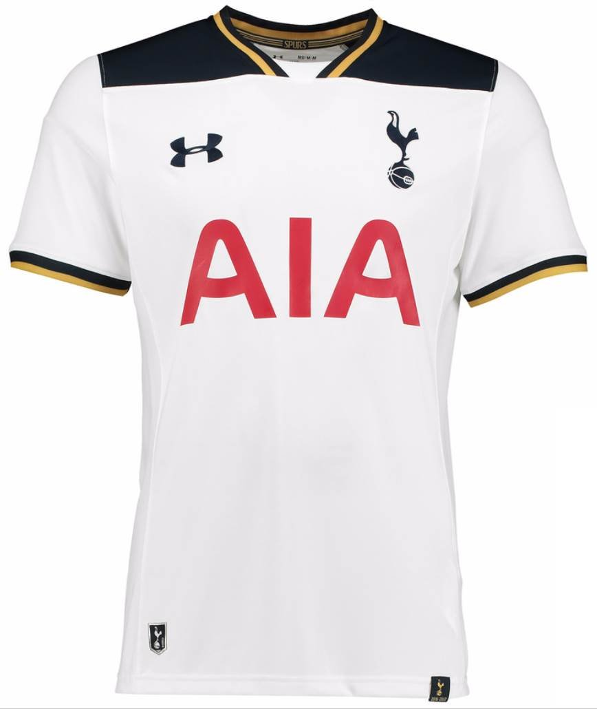 UNDER ARMOUR(アンダーアーマー) トッテナムホットスパーFC ホームユニフォーム 2016/17 Tottenham Hotspur FC Home Shirt 2016/17 [並行輸入品] B01N6ZUW0S インポートS|2 ウォーカー / Walker インポートS