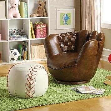 Excellent Amazon Com Click 2 Go 32 5X 32 5X 27 5H Baseball Inzonedesignstudio Interior Chair Design Inzonedesignstudiocom