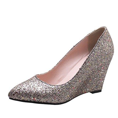7f1495ceb76d Damen Pumps Elegante und professionelle Schuhe Klobige Heels Schuhe -  associate-degree.de