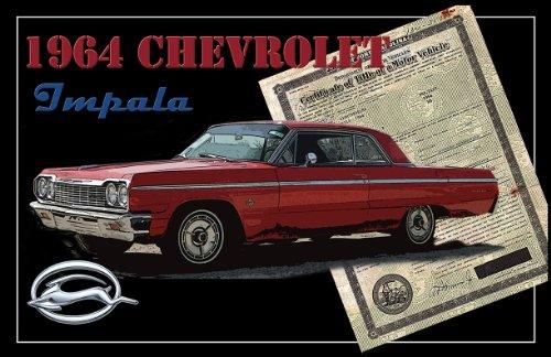 1964-chevrolet-impala-original-title-poster