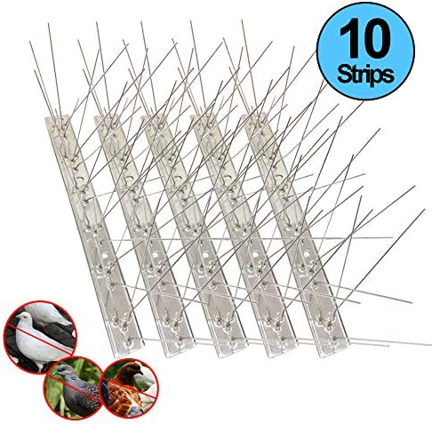 Spikes Pigeons Stainless Deterrent Spikes Cover product image