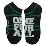 Juniors My Hero Academia 5 Pack Ankle Socks - Izuku