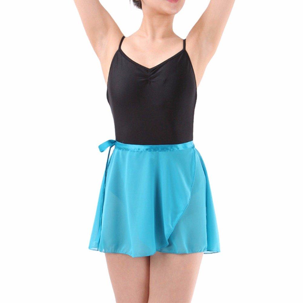 Pilot-trade Girl Ballet Tutu Skirt Ballet Dance Wrap Scarf FOR WAIST 23.6-45XL