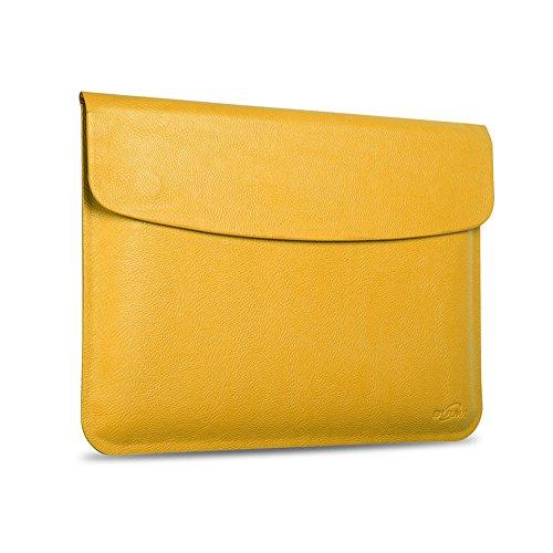 Funda Protectora Para Ordenadores Portátiles Bolsa Ordenador Portatil Funda Pc Notebook Caja Yellow