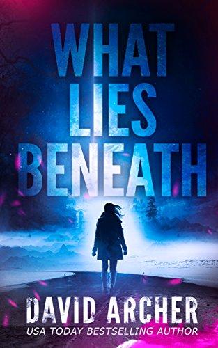 What Lies Beneath (Cassie McGraw) cover