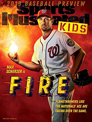 51vy4WZKGCL - Sports Illustrated Kids