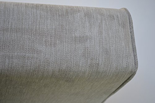Wedge Bolster Cover (Linen Navy Blue) by DQP (Image #3)