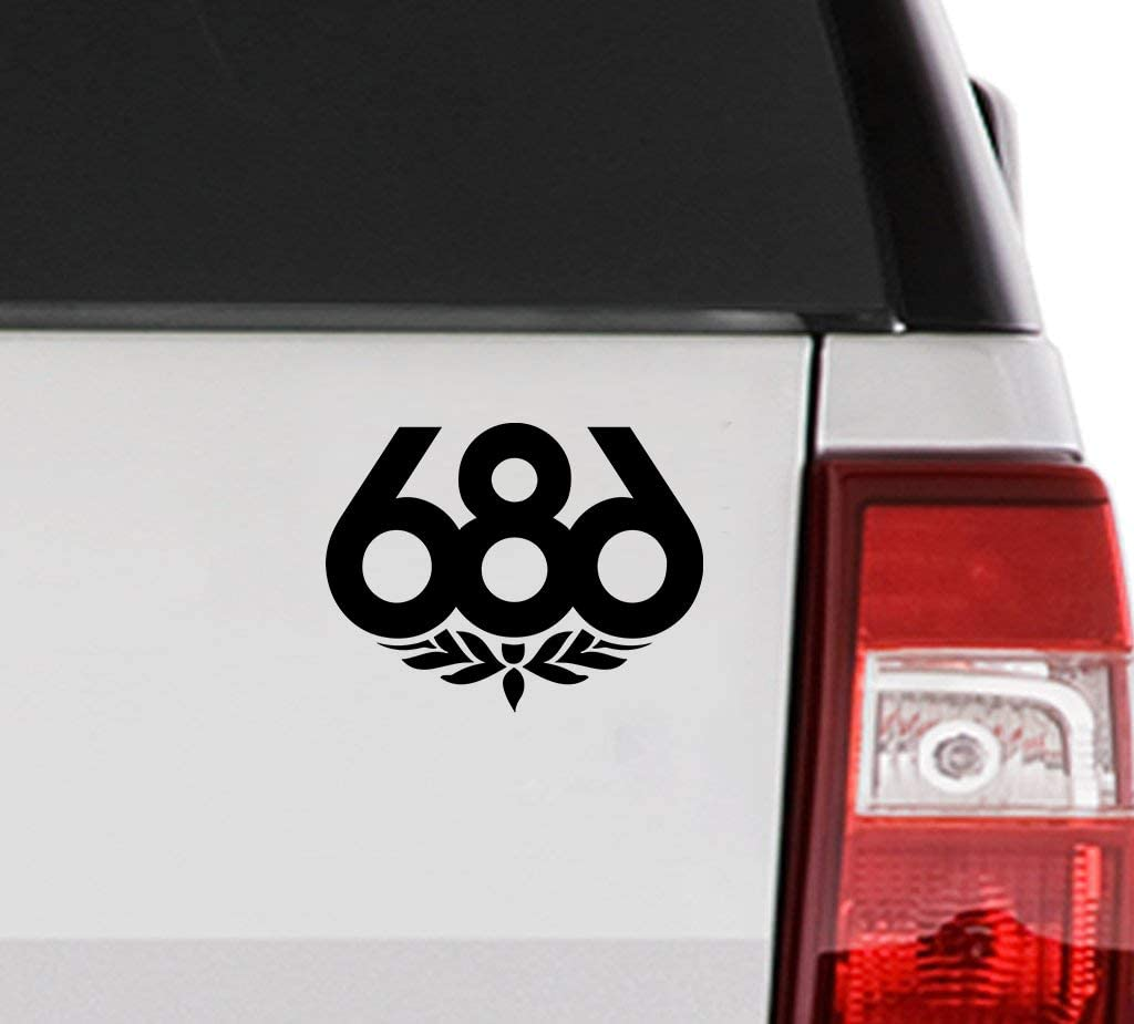 Under Armour Pack SK8//Surf//Snow//Water//Bike//Brands Automotive Decal//Bumper Sticker