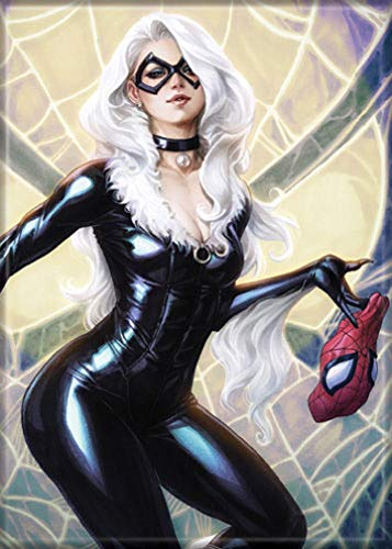 Ata-Boy Marvel Comics Artgerm Black Cat 2.5