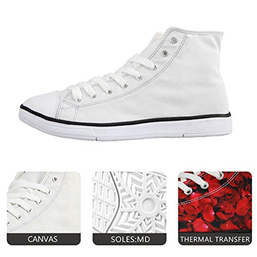 Showudesigns , Damen Sneaker color 2