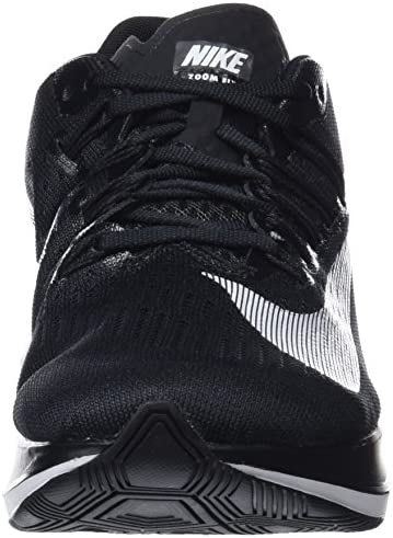 Nike Women s Zoom Fly Running Shoes-Black White Anthracite-7.5