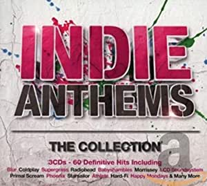 Various Artists - Indie Anthems - The Collection