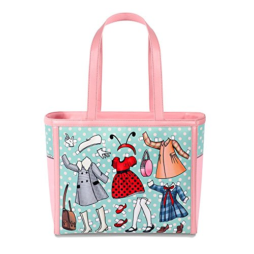 Hot Design Chocolate Women's Bag Paperdoll Tote r0rfg