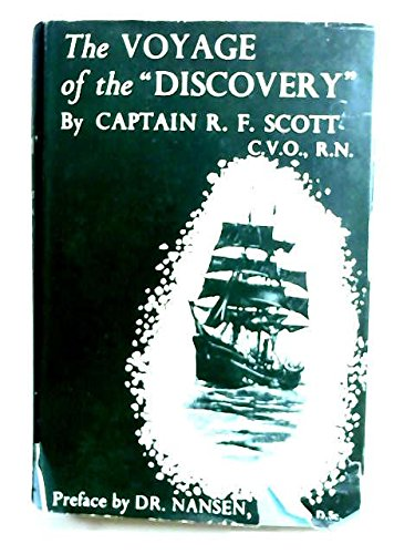 THE VOYAGE OF THE 'DISCOVERY'.