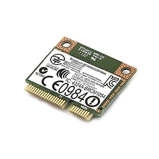Dell DW 1540 Broadcom BCM943228HM4L 802.1a/b/g N Dual-Band Mini PCI-e Card (B009IA7O16) | Amazon price tracker / tracking, Amazon price history charts, Amazon price watches, Amazon price drop alerts