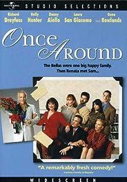 ONCE AROUND DVD