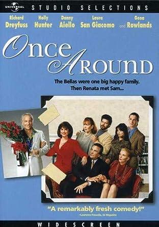 Amazon com: Once Around: Richard Dreyfuss, Holly Hunter