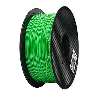 Aspectek – Impresora 3d pla filamento 1.75 mm ABS – Jade Verde ...