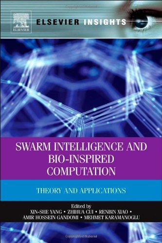Swarm Intelligence and Bio-Inspired Computation by Amir Hossein Gandomi , Mehmet Karamanoglu , Renbin Xiao , Xin-She Yang , Zhihua Cui, Publisher : Elsevier