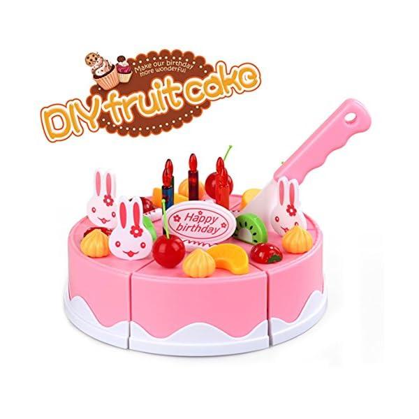 Remarkable Webby Musical Lighting Diy Birthday Cake Toy 37 Pcs Shailzatoys Funny Birthday Cards Online Drosicarndamsfinfo