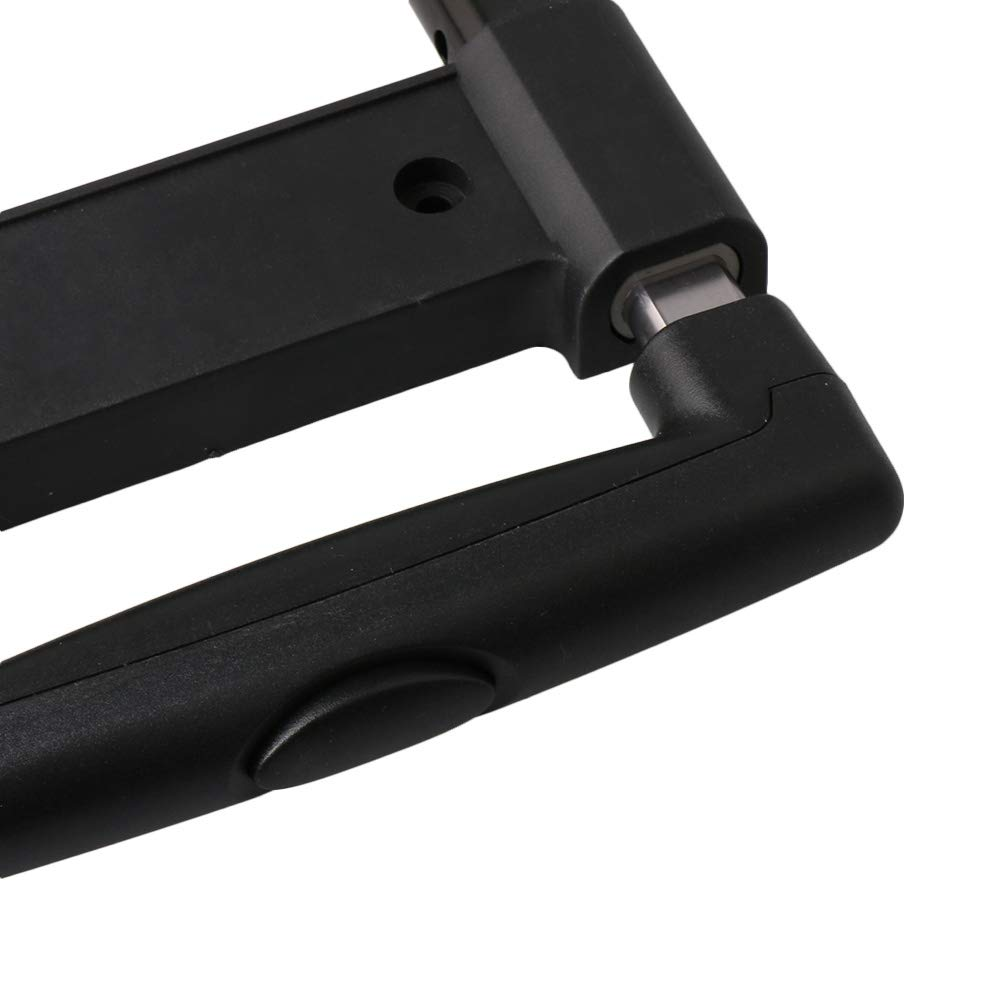 RDEXP R001 Plastic Travel Luggage Telescopic Handle 20inch Replacement Spare Part Suitcase Aluminium Alloy Pull Rod