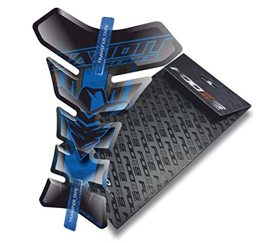 Tankpad voor Suzuki Gsf Gsf600 600 Gsf650 650 Gsf1200 1200 Gsf1250 1250 Bandit (Blauw)