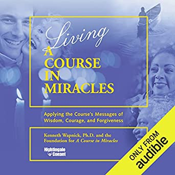 Living a course in miracles audiobook download online.