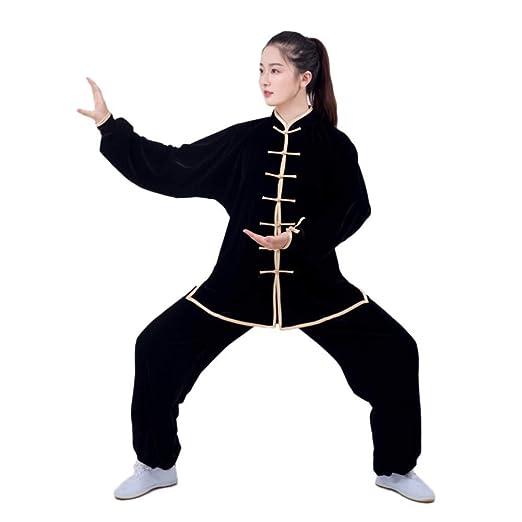 Tai Chi Ropa Uniforme Shaolin Artes Marciales Traje De Uniforme De ...