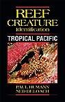 Reef Creature Identification Tropical Pacific par Humann