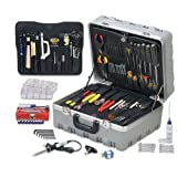Jensen Tools - JTK-77DST - Deluxe Field Service Kit In Gray Super Tough Case