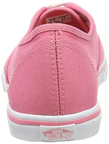 Vans Unisex Authentic (tm) Lo Pro Sneaker Erdbeer Pink / True White
