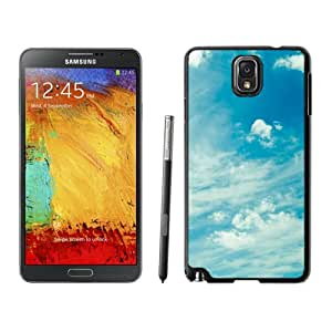 NEW DIY Unique Designed Samsung Galaxy Note 3 Phone Case For Clean Blue Sky Phone Case Cover