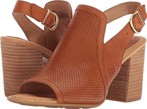 Born Women's Sutra Perf Cognac Full Grain Leather 11 M US