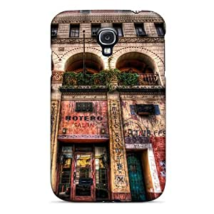 High Quality JessePhoneacc Figueroa Hotel Front Facade Skin Case Cover Specially Designed For Galaxy - S4