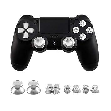Amazon.com: hiotech PS4 Buller botones ABXY botones con ...