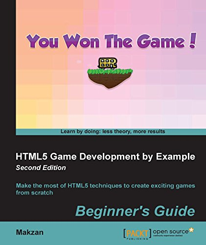 HTML5 Game Development by Example: Beginner's Guide - Second Edition (Browser Games compare prices)