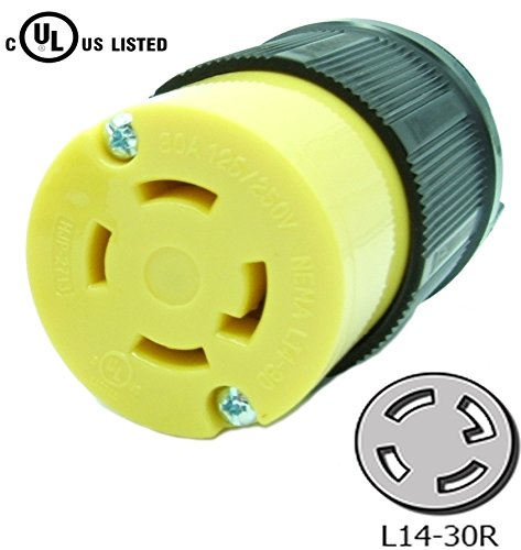 250v Female Connector - 7