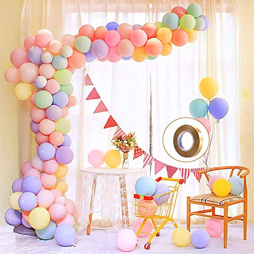 16Ft Balloon Arch Garland Kit - 10 Inches