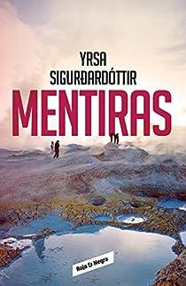 Mentiras par Yrsa Sigurdardóttir