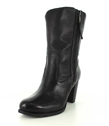 UGG Women's Lynda Black/Black Boot 5 B ...